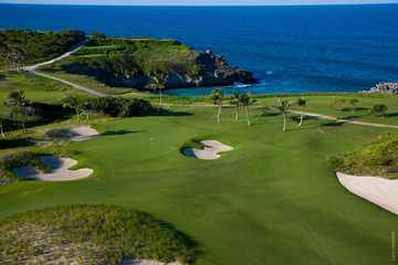 A view of The Faldo Legacy Course at Roco Ki Golf Club